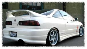 Modified Acura Integra © Overboost.com
