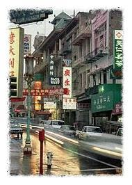 Chinatown today © Richard Cummins/Corbis