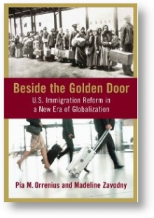 Beside the Golden Door, by Orrenius and Zavodny