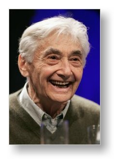 Professor Howard Zinn © The Associated Press