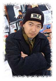 Justin Lin, Director of 'Better Luck Tomorrow' © Daily Californian