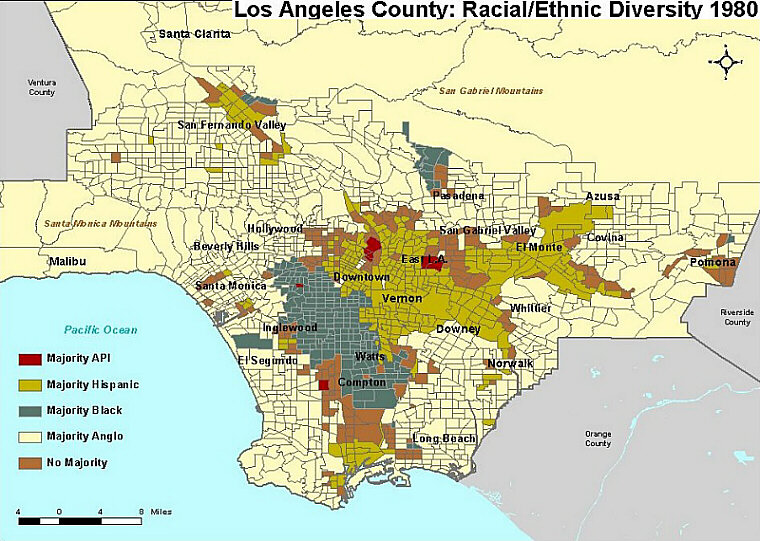 Ethnic Communities Enclaves AsianNation Asian American - Prominent us ethnic group map