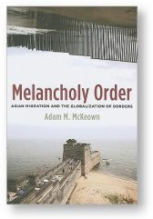 'Melancholy Order' by Adam McKeown