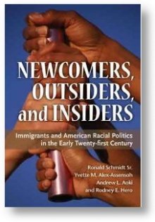 Newcomers, Outsiders, and Insiders, by Schmidt, Hero, Aoki, and Alex-Assensoh
