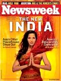 Newsweek cover: India Rising