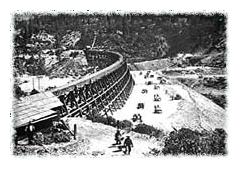 Construction of the Transcontinental Railroad © PBS