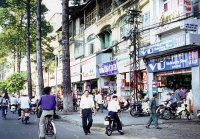 Street Life in Saigon