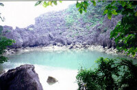Viet Nam's version of the 'Blue Lagoon'