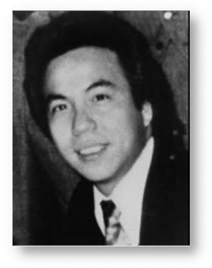 Portrait of Vincent Chin